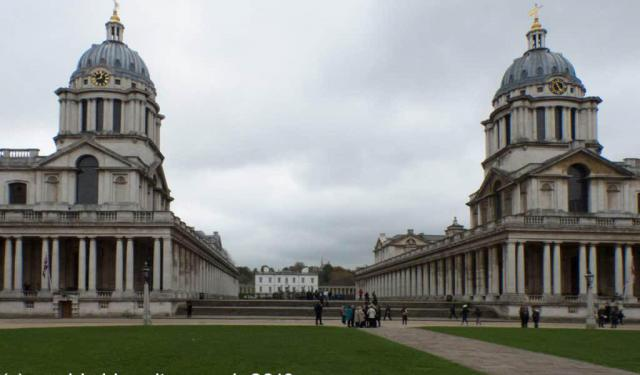 The UNESCO World Heritage of Greenwich