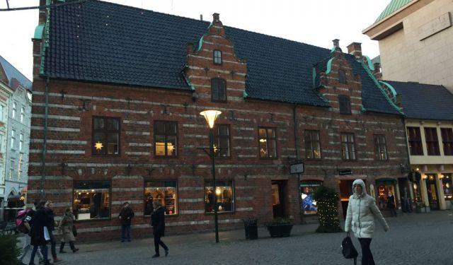 Five Hours in Malmo, Sweden