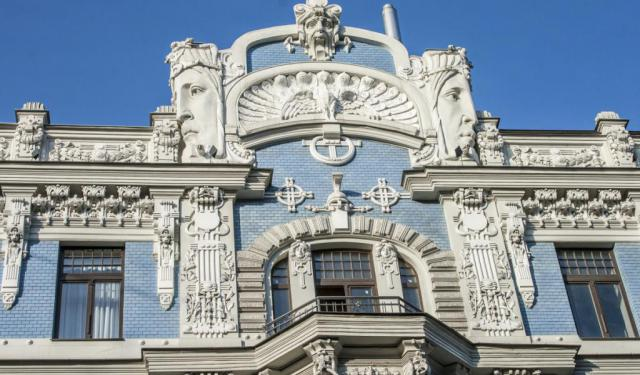 Tracing the Story of Art Nouveau in Riga