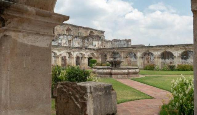 Visiting Antigua Guatemala Churches