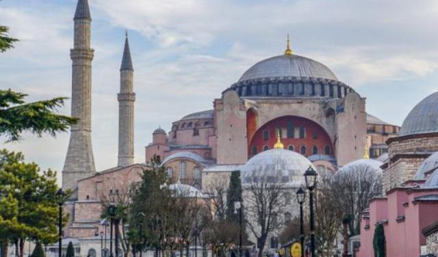 Istanbul Itinerary: Sultanahmet District