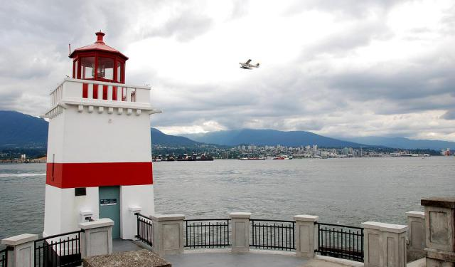 10 Historical Sites in Vancouver, British Columbia