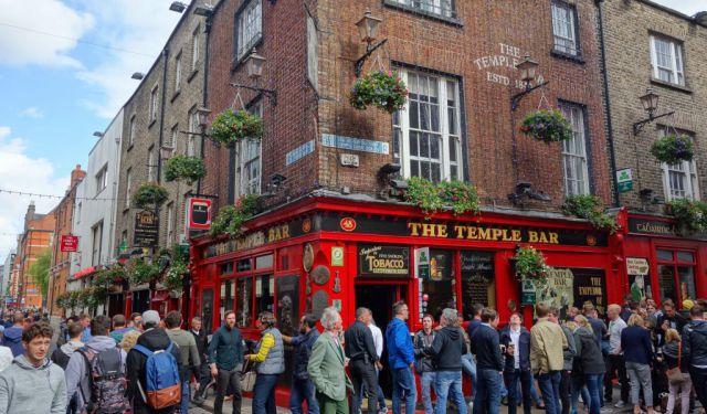Dublin, the Capital of Pubs