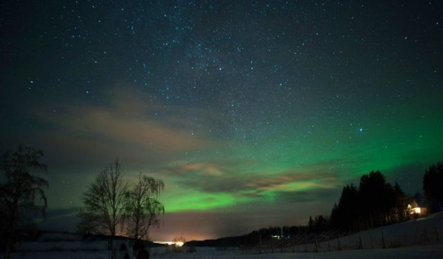 Chasing the Northern Lights in Rovaniemi Day 5 Trip Report