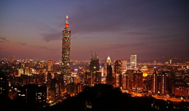 Taipei from Above: Climbing Mt. Elephant & Mt. Muzhi