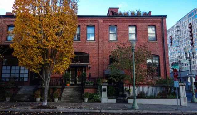 City Guide for a Flaneur: Portland