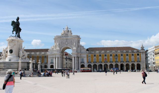 Portugal Day One: Lisbon on Foot