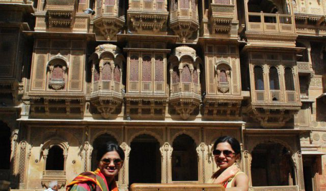 The Havelis of Jaisalmer