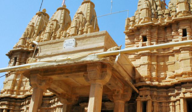 The Golden City of Jaisalmer