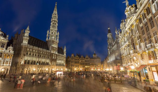 Brussels: Historic and Hip, Bureaucratic and Bizarre