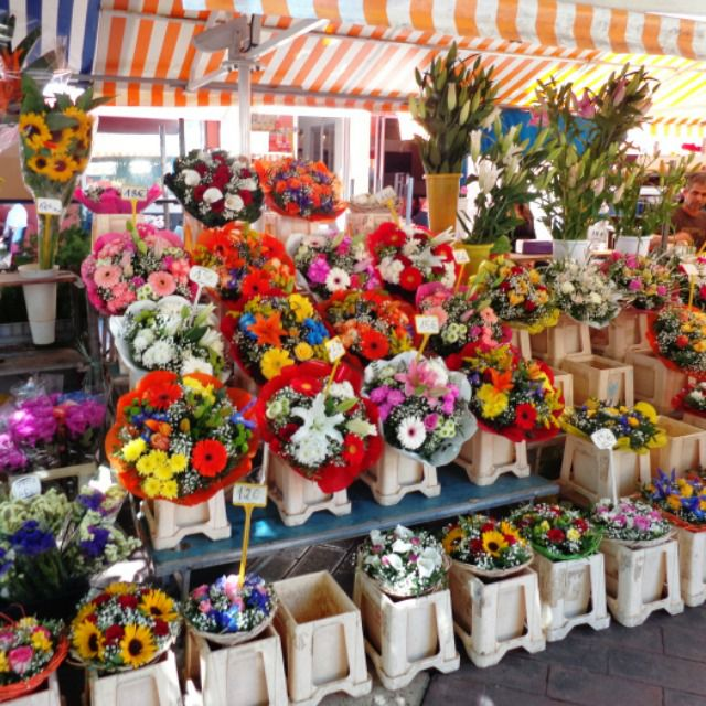 Image result for nice flower market