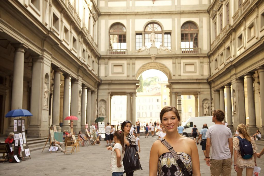 Italian Florence: Italy, Florence Guide (B): Florence In A Couple Days: The