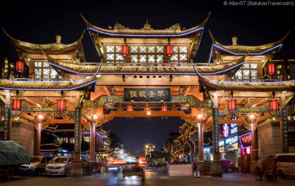 great places to visit in chengdu  sichuan  china