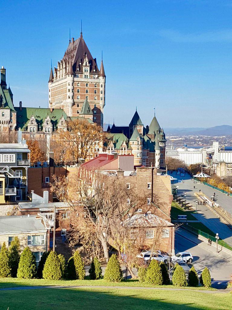 A Local's Guide to Quebec City, Quebec City, Quebec (B)