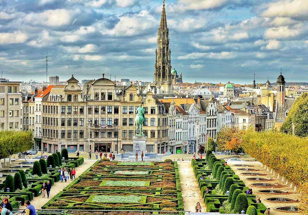 Not 5 or 10, but 26 Things to Do and See in Brussels Belgium, Brussels, Belgium (B)
