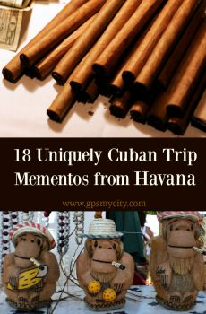 18 Uniquely Cuban Trip Mementos from Havana