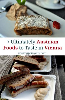 7 Ultimately Austrian Foods to Taste in Vienna