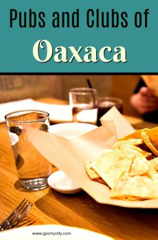 Pubs and Clubs of Oaxaca