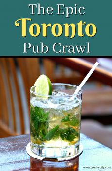 The Epic Toronto Pub Crawl