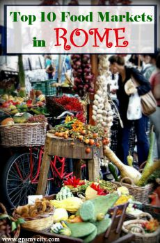 10 Best Food Markets in Rome Italy
