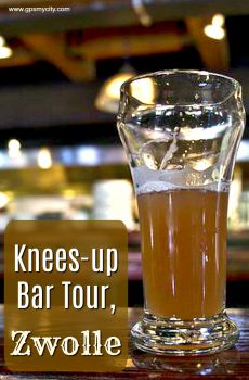 5 Knees-up Bars in Zwolle, Netherlands