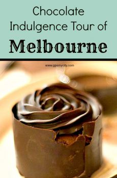 Chocolate Indulgence Tour of Melbourne