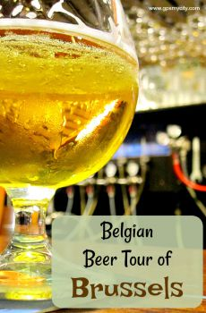 Belgian Beer Tour of Brussels