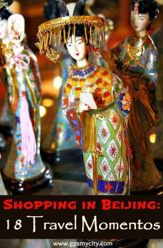 Shopping in Beijing: 18 Travel Mementos