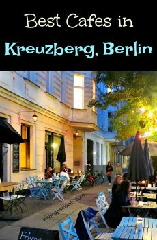 Best Cafes in Kreuzberg, Berlin