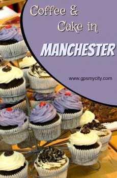 Top 10 Cafes and Sweet Shops in Manchester