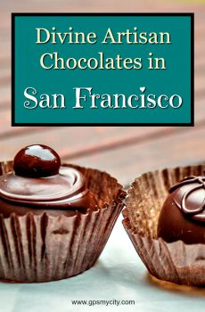 Divine Artisan Chocolates in San Francisco