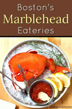 Boston's Marblehead Eateries