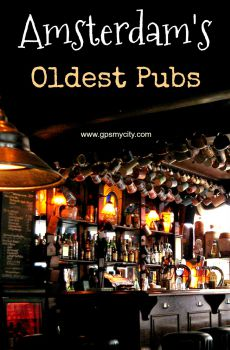 The Oldest and Historic Pubs of Amsterdam