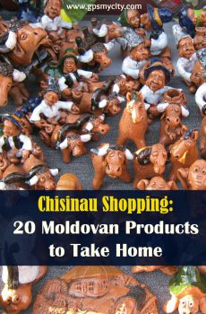 Chisinau Shopping Guide: 20 Moldovan Products to Take Home