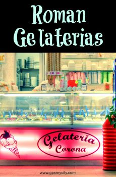 17 Best Gelaterias in Rome Italy