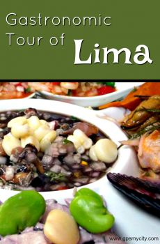 Gastronomic Tour of Lima