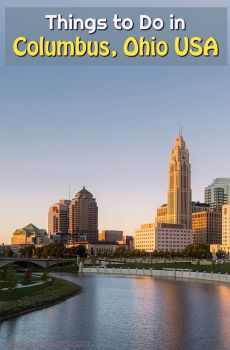 Things to Do in Columbus, Ohio USA