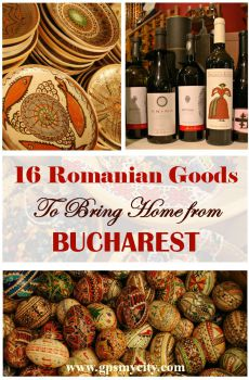 16 Romanian Goods To Bring Home from Bucharest