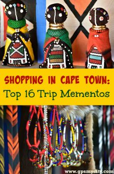 Shopping in Cape Town: Top 16 Trip Mementos