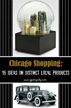 Chicago Shopping: 15 Ideas on Distinct Local Products