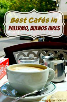 Top 12 Cafes in Palermo, Buenos Aires