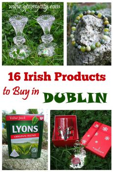 16 Distinctively Irish Things to Buy in Dublin