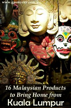 16 Malaysian Goods to Bring Home from Kuala Lumpur