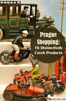 Prague Shopping: 16 Distinctively Czech Products