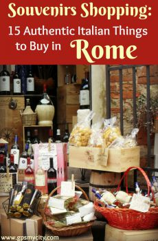 15 Trip Mementos To Bring Home from Rome