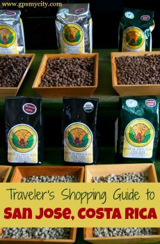 Traveler's Shopping Guide to San Jose, Costa Rica
