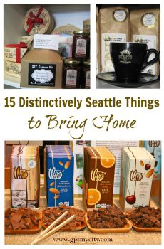 15 Distinctively Seattle Things to Buy as Souvenirs