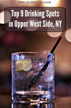 Top 9 Drinking Spots in Upper West Side, NY