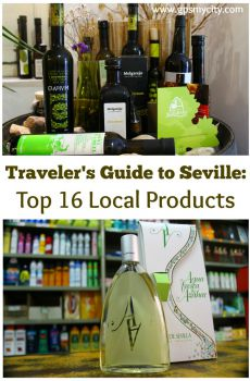 Traveler's Guide to Seville: Top 16 Local Products