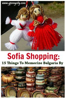Sofia Shopping: 15 Things To Memorize Bulgaria By